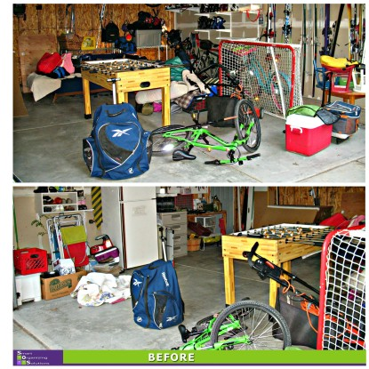 Garage Tune-Up Before