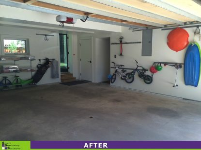 Storage Solutions for a Small Garage After