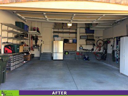 Garage Re-Design After