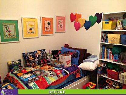 SOS Creates a Craft Room Before