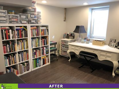 Office Overhaul After