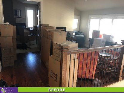 Post Move Unpack Before